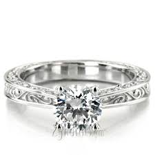 Solitaire Wedding Rings by Solitaire Engagement Rings Loose Diamonds Mountings At 25karats Com