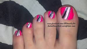 nail designs for short toenails how you can do it at home