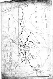 Pennsylvania Railroad Map by Icc Val Map Finding Aids