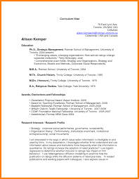 Academic Resume Templates How Do You Write A Resume For College 5 Steps To Writing An Essay