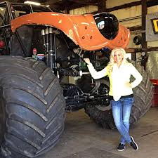 monster jam truck show 2015 bailey shea williams aka bailey shea u2014 she won monster jam best