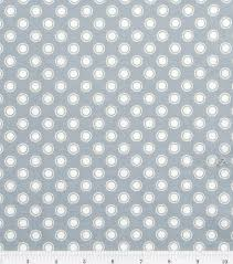 ds quilts collection edna circle dot grey joann