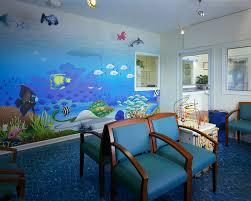 themed office decor pediatric office decorating dental office design
