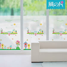 Bathroom Door Stickers Buy 92cm Wide Frosted Glass Sticker Film To The Glass Window Decal