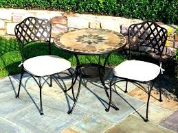 patio bistro table and chairs bistro patio sets chronicmessenger com