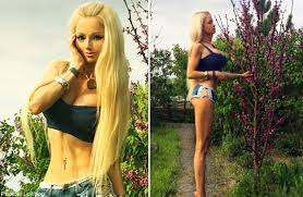 human barbie doll family russian human barbie doll confesses that photos of abs were