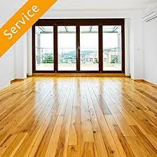 hardwood floor refinishing 1 room amazon com home services