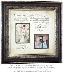 personalized wedding photo frame grandparents gift personalized wedding frame wedding gift