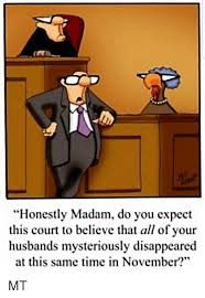 Madam Meme - honestly madam do you expect this court to believe that all of your