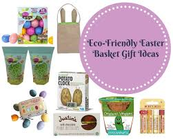 basket gift ideas eco friendly easter basket gift ideas