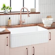 is an apron sink the same as a farmhouse sink 33 curington fireclay farmhouse sink fluted apron white