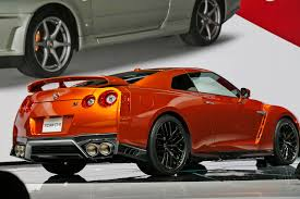 nissan nissan the 2017 nissan gt r introduces more power comfort and a