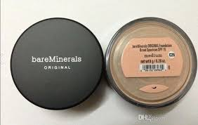 bareminerals spf 15 foundation fairly light new makeup bareminerals original foundation spf 15 foundation 8g