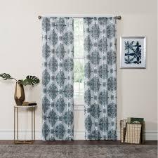 olivia thermaweave room darkening window curtain