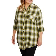 women u0027s plus tops u0026 t shirts walmart com