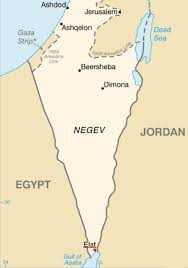 negev desert map file eilat map png wikimedia commons