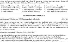 event coordinator resume resume wedding planner resume stunning event coordinator resume