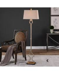 Uttermost Floor Lamps Holiday Deal On Uttermost Vincent Gold Floor Lamp Floor Lamp