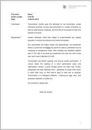 transcription format template strict verbatim archives scribie
