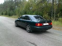 audi 1995 s6 sportive 1995 audi s6quattro sedan 4d specs photos modification