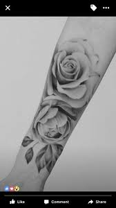 the 25 best black and grey rose tattoo ideas on pinterest black