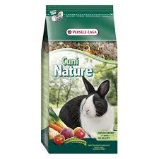 rabbit food versele laga cuni nature complete rabbit food the real pet co