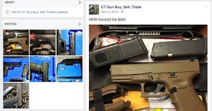 facebook moves to ban private gun sales on its site and instagram