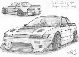 nissan 240sx drawing tag 6666customs instagram pictures u2022 instarix