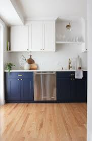 blue kitchen cabinets grey walls navy blue paint options for kitchen cabinets