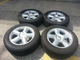 Used Rims Denver Used Chevy Tahoe Rims Ebay