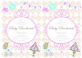 Baptism Invitations Free Printable Christening Baby Shower Or Christening Invitation Printable Emailable Felt