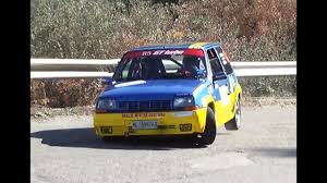 renault 5 rally 3 tindari rally maurizio calabria delia calabria renault 5