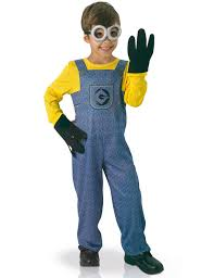 despicable me halloween costumes despicable me minion costume for boys