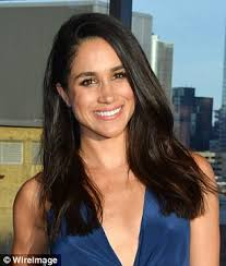 commercial actress database tv viewers shocked by meghan markle lookalike daily mail online