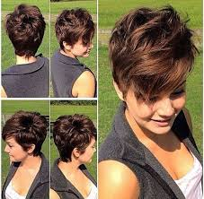 short shag pixie haircut 20 layered hairstyles for women with problem hair thick thin