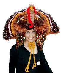 ravelry turkey hat pattern by angela catirina of catirina