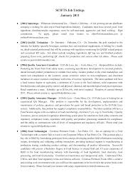 resume with salary requirements template quality control resume sample resume sample quality inspection resume sample