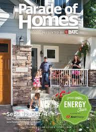 ryland homes design center eden prairie parade of homes fall showcase guidebook by batc issuu