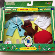best for 8 madeline doll veterinarian set includes