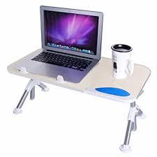 Standing Desk For Laptop Dinger Adjustable Laptop Table Desk Portable
