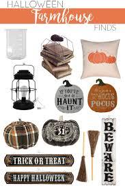 farmhouse halloween finds