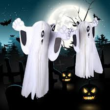 how to make a halloween ghost decoration popular hanging ghost decorations buy cheap hanging ghost