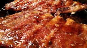 jake u0027s maple glazed st louis style ribs