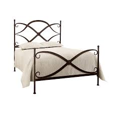 st lucia bed in rust arhaus furniture