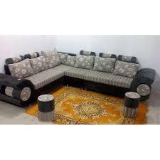 l shaped sofa set at rs 20000 set l shape couch rehans