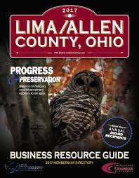 lima allen county oh business resource guide 2017 by town square