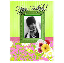 happy birthday card birthday black josephine baker