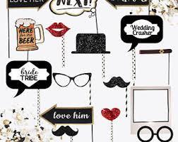 wedding photo props wedding prop etsy