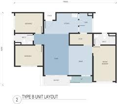 floor plan feng shui 平面图の风水