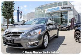 nissan altima 2015 blue 2015 nissan altima sedan 2 5 sl cvt for sale morrey mazda